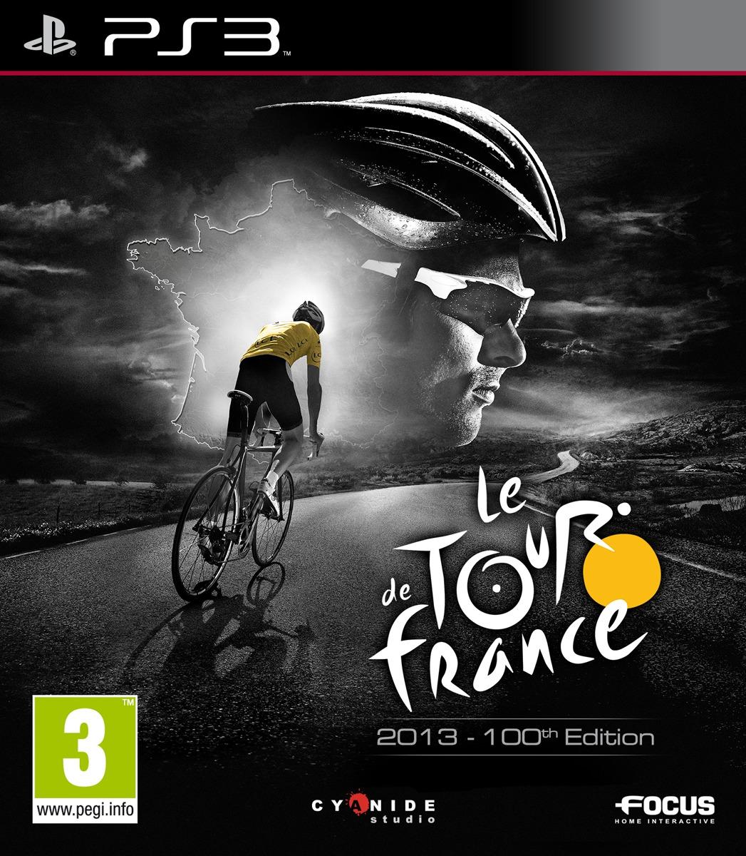 Cover Tour de France 2013
