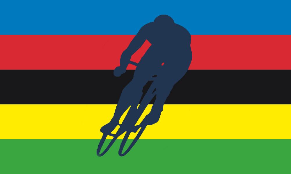 Logo des championnats du monde de Cyclisme sur route