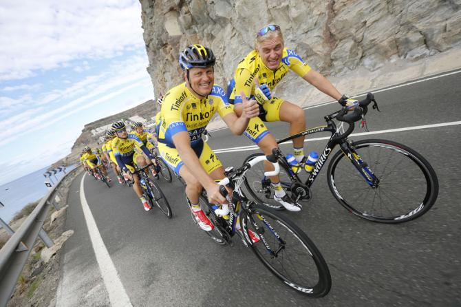 Le sponsoring cycliste est-il rentable ?