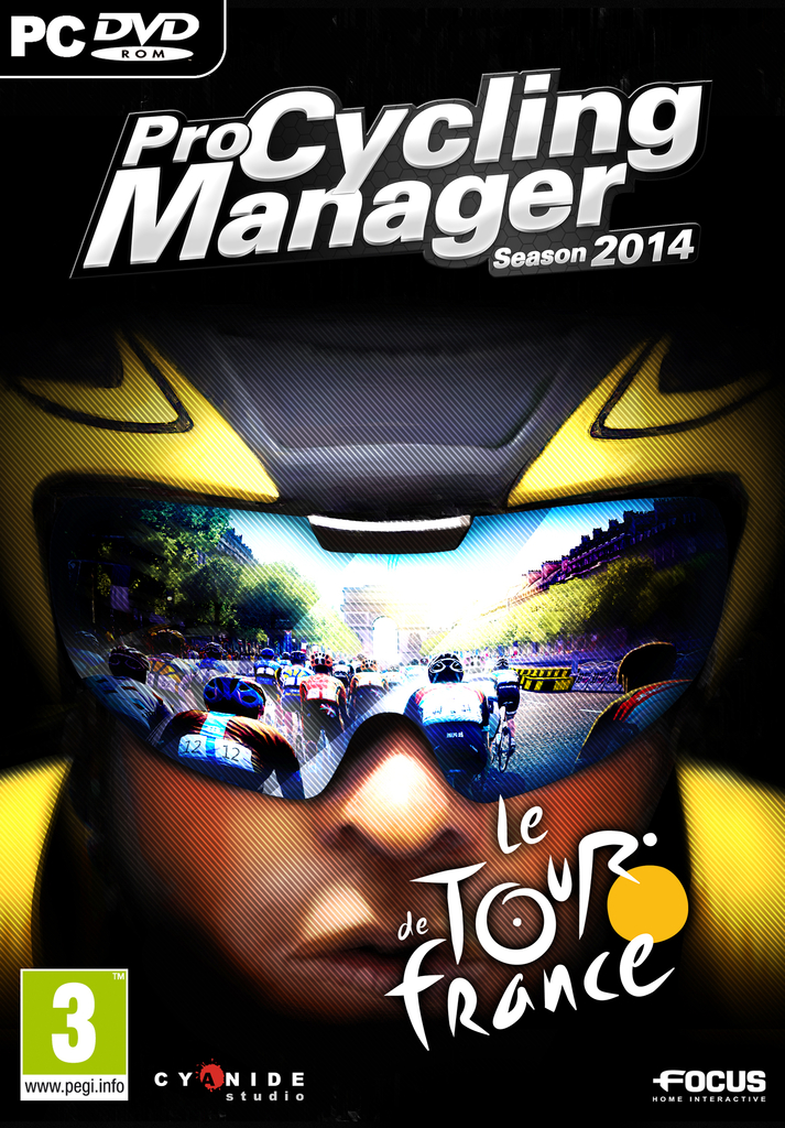 Cover du jeu Pro Cycling Manager 2014