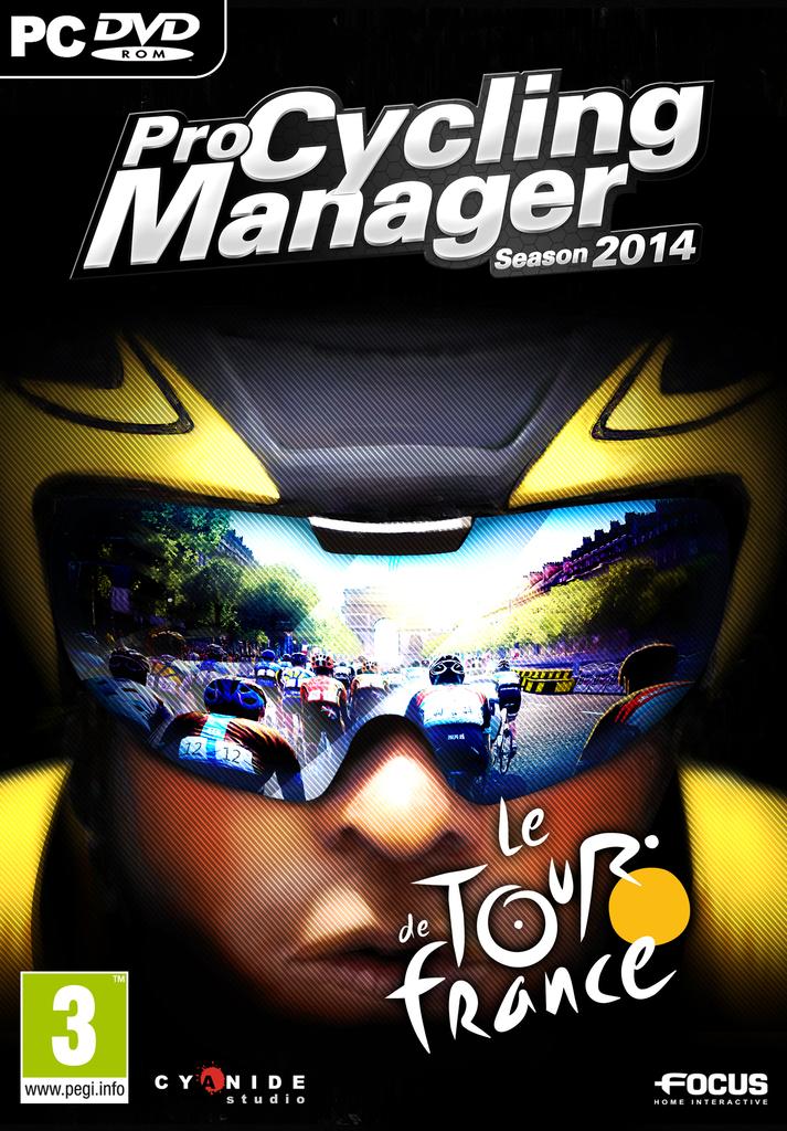 Les premières images de Pro Cycling Manager 2014 en exclusivité !