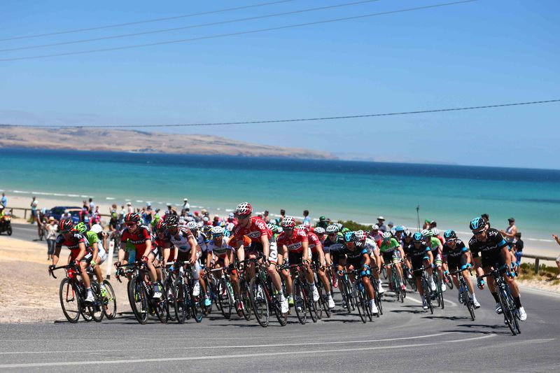 Photo du Tour Down Under