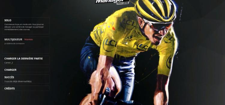Premières images de Pro Cycling Manager 2016