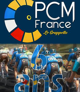 PCM France a 6 ans !