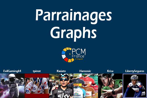 ParrainagesGraphs