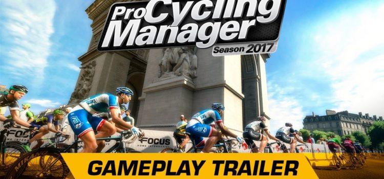 Ce que réserve le trailer de Pro Cycling Manager 2017