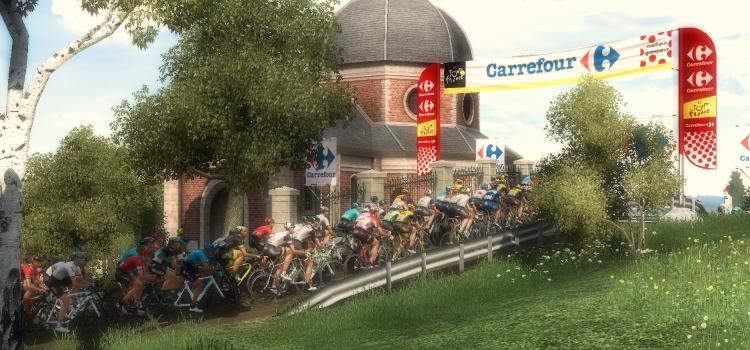 Découvrez le Tour de France 2019 sur Pro Cycling Manager !