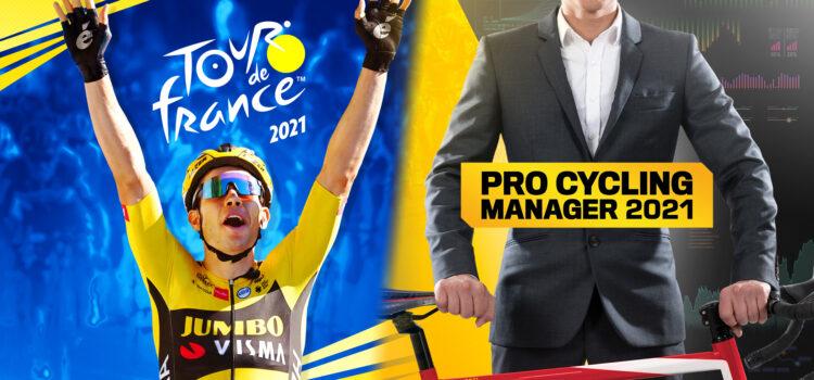 Le point sur les nouveautés de Pro Cycling Manager et Tour de France 2021
